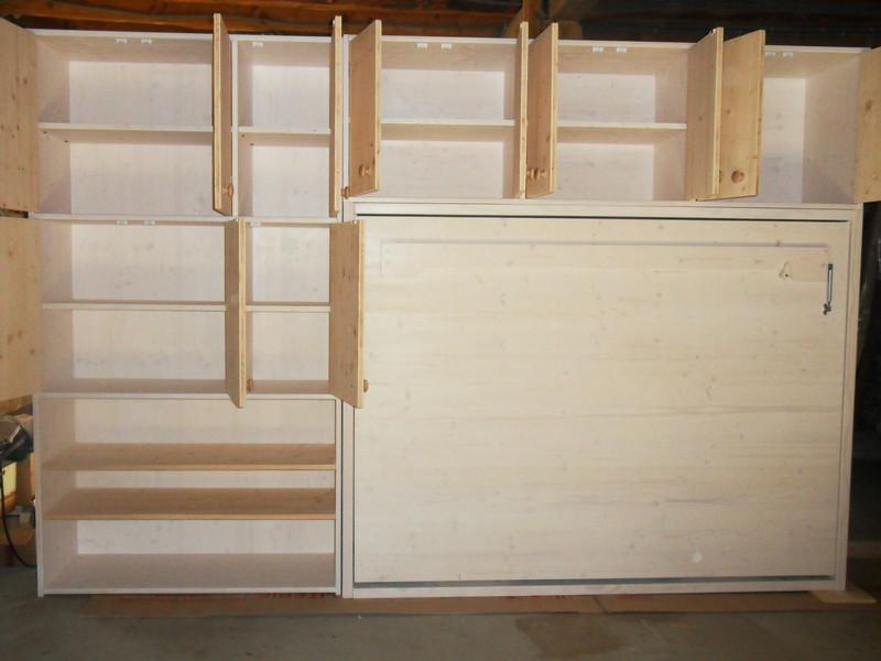 lit relevable avec armoire vercors literie. Black Bedroom Furniture Sets. Home Design Ideas