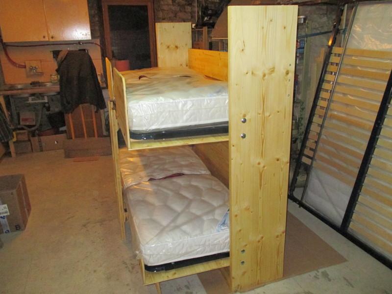 lit superpos escamotable 8 vercors literie. Black Bedroom Furniture Sets. Home Design Ideas