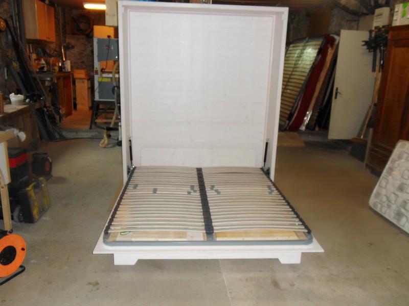 Fabriquer un lit escamotable horizontal fto68 napanonprofits - Comment faire un lit escamotable ...